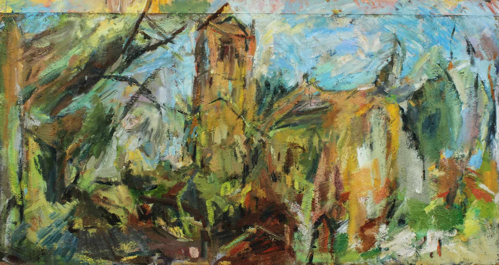 Whorlton Church - Miranda Richmond