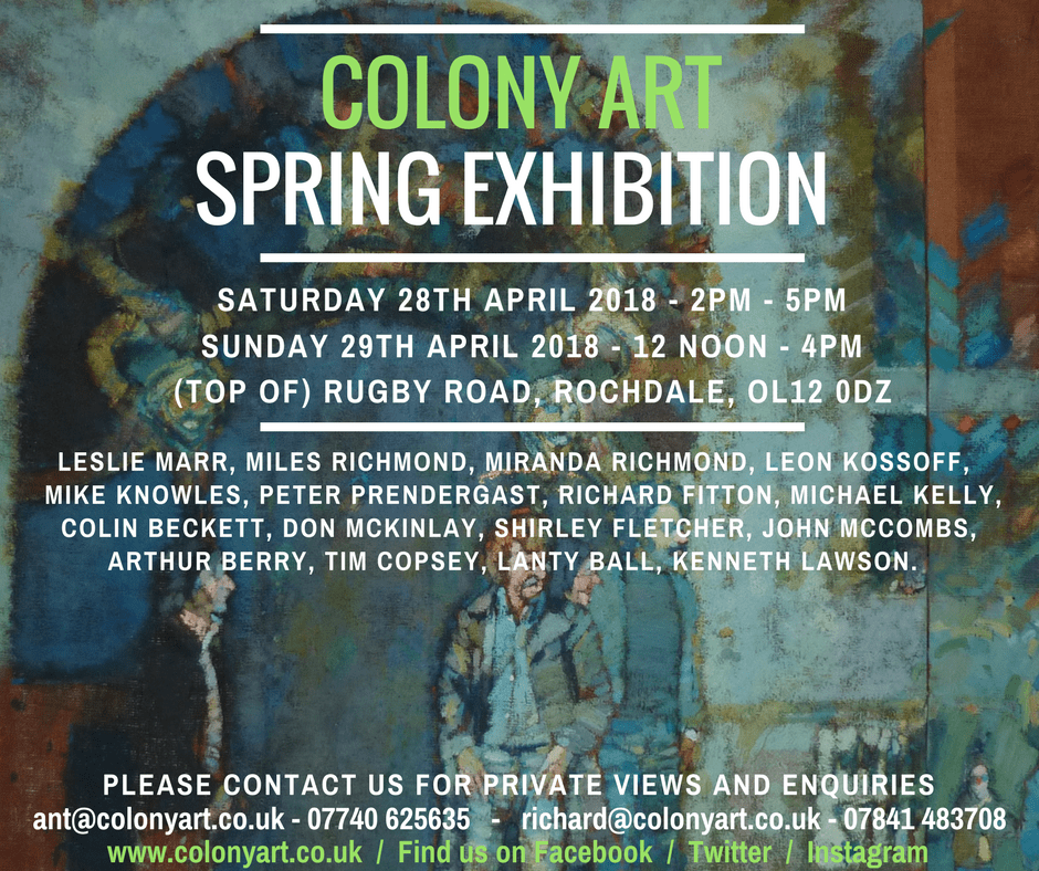 Colony Art Spring Exhibition