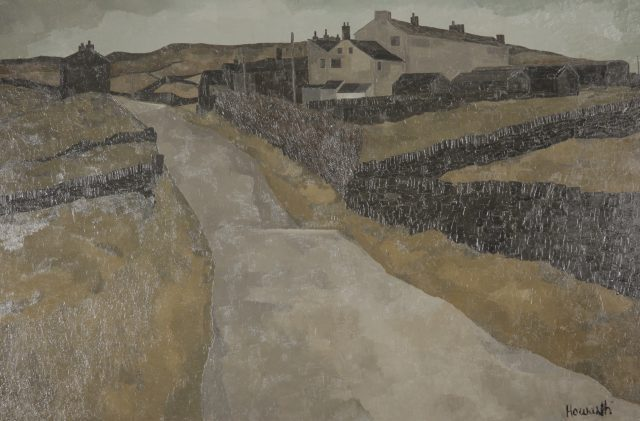 Houses, Diggle - Russel Howarth