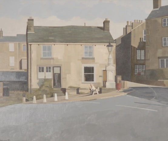 The Square, Dobcross - Russel Howarth
