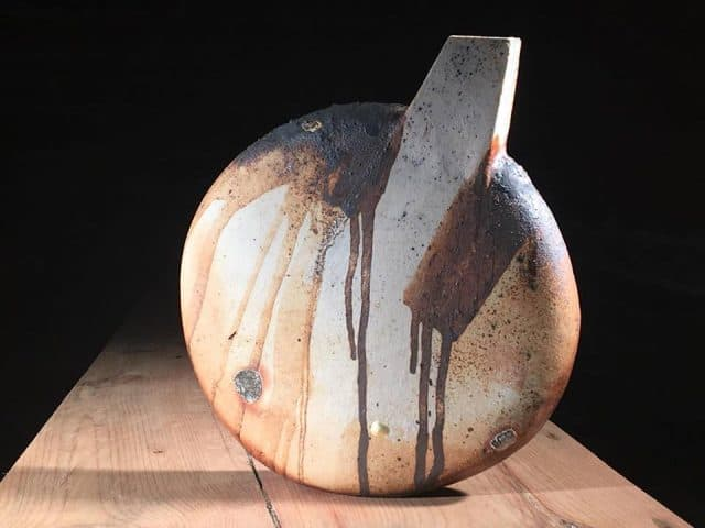 Wood Fired Ceramics - Tim Copsey